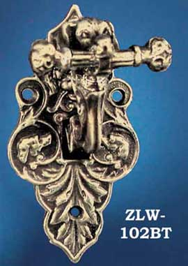 This Mechanical Doorbell Lever Was Originally Produced By Russell U0026 Erwin ,  And Features Their Popular Doggy Motif.